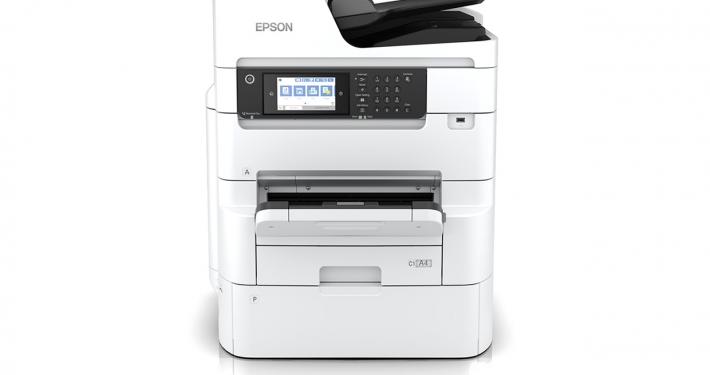 Epson WF-C879R front