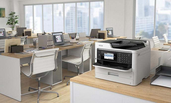 Stampante inkjet Epson WF-C5710