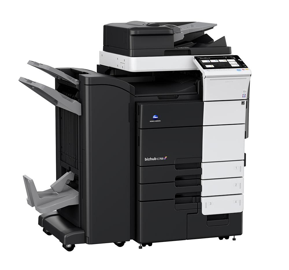 stampante multifunzione Konica C759