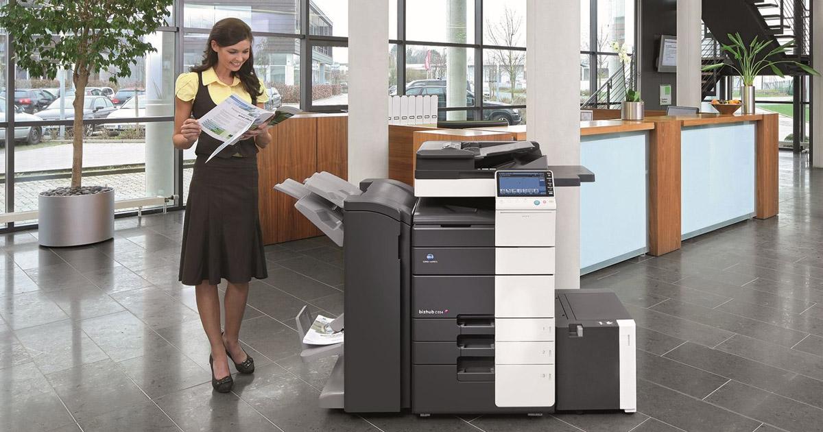 Noleggio operativo di stampanti per ufficio a Milano e ...