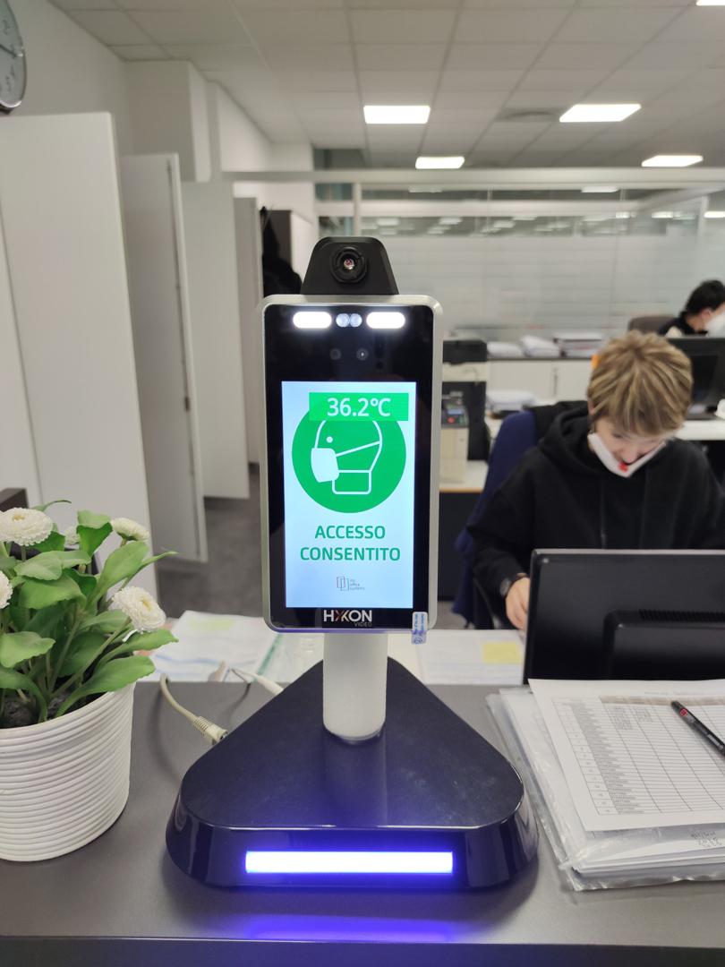 Termoscanner da banco - AB Office Systems
