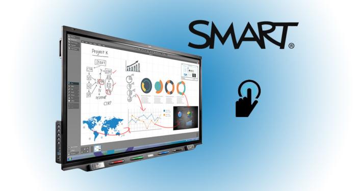 SMART Board 700R Pro - apre articolo