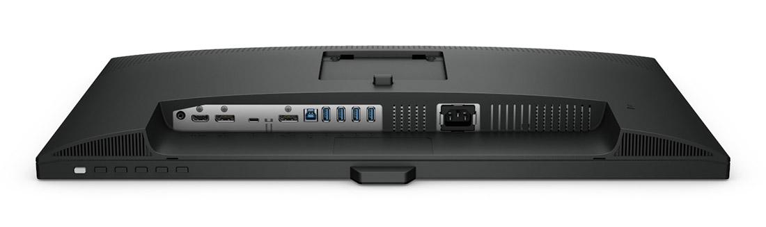 connessioni di un monitor da scrivania